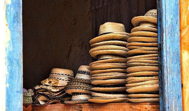 boutique de chapeaux Panama haut de gamme